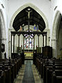 All Saints, Beighton, Norfolk - East end - geograph.org.uk - 312280.jpg