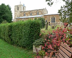 All Saints Church, Braunston-in-Rutland - geograph.org.uk - 599265.jpg
