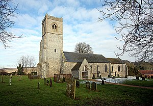 Fring, Norfolk - Image: All Saints Church, Fring geograph.org.uk 1163005