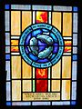 All Saints Episcopal Church, Jensen Beach, Florida windows 011.jpg