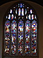 All Saints church, Kingston upon Thames (stained glass) 14.JPG