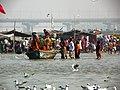 Allahabad, Triveni Sangam 05 (25731960028).jpg