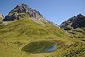 Alpsee vor Roggalspitze 2673 m.JPG