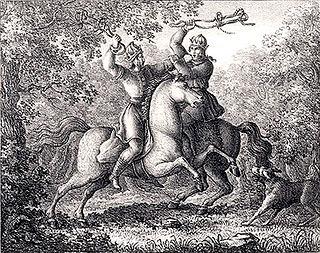 Alaric and Eric mythological Swedish kings