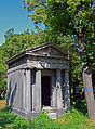 Alter jüdischer Friedhof Mausoleum.jpg