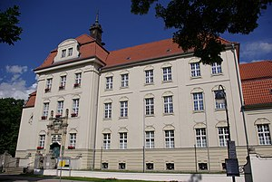 Altlandsberg - Altlandsberg Town hall