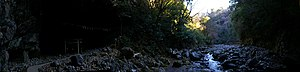 Amano-Iwato - Image: Amanoyasugawara panorama