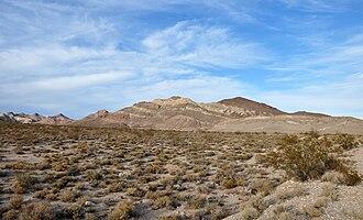 Amargosa Desert - Amargosa Desert near the Bullfrog Hills