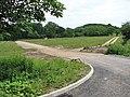 Amazona - turnoff to car park from Hall Road - geograph.org.uk - 838992.jpg