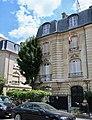 Ambassade du Soudan en France, 11 rue Alfred Dehodencq, Paris 16e.jpg