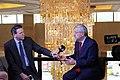 Ambassador Branstad Interviewed by CNBC (38906999921).jpg