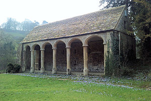 Ambulatory - Horton Court ambulatory