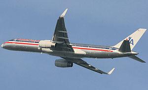 American Airlines Boeing 757-200 Spijkers.jpg