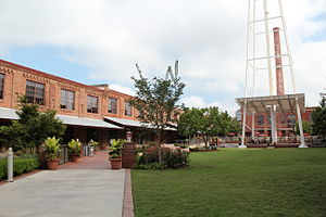 American Tobacco Historic District - American Tobacco Campus, September 2012