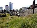 Amphitheater of Albania,Durres city.jpg