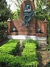 foto van Begraafplaats Zorgvlied: grafmonument van P.W. Janssen