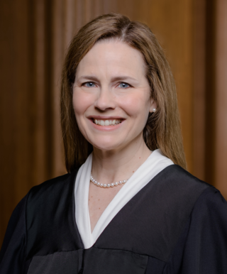 Amy Coney Barrett American judge