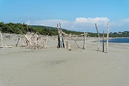 Tombola di Feniglia, la Riserva naturale Duna Feniglia