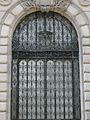 Ancienne grille d'entrée - musée Massey, Tarbes, Hautes-Pyrénées, France.jpg
