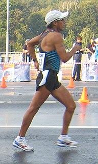 Andrés Chocho Ecuadorian race walker
