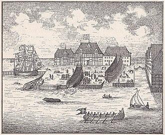 Wilders Plads - Andreas Bjørn's isle