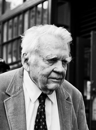 Andy Rooney - Rooney in June 2008