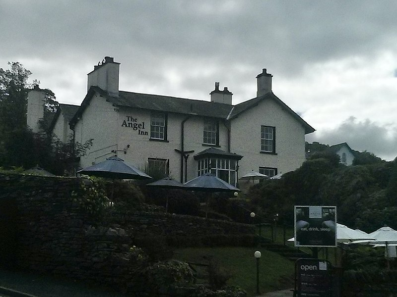 Angel Inn Bowness Dog Friendly
