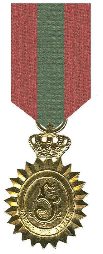 Order of Merit for Science and Art - Medal of the order