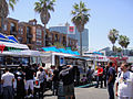 Anime Expo 2011 - more food trucks outside the convention center (5917366793).jpg