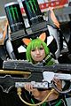 Anime Expo 2015 - Monster (Drink) Hunter (22377517607).jpg