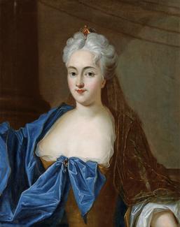 German noblewoman