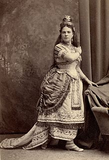 Annie Louise Cary American singer