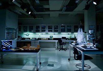 Douglas W. Owsley - Forensic Anthropology lab at the National Museum of Natural History, Washington, D.C.