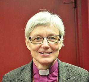 Archbishop of Uppsala - Image: Antje Jackelén 2011