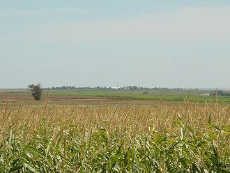 Ellis County, Kansas - The town of Antonino