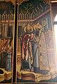 Antonio vivarini e giovanni d'alemagna, madonna nel giardino del parad. coi dott. della chiesa, 1446, 04.JPG