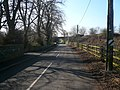 Approach to Railway Bridge - geograph.org.uk - 693249.jpg