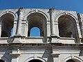 Arènes d'Arles - Arches vues de l'extérieur (3).jpg