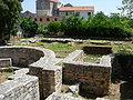 Archaelogical site in Stari Grad next to Church of St. John (Crkva sv. Ivan).jpg