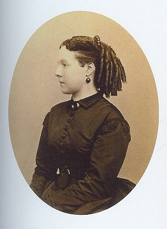 Marie Henriette of Austria - Image: Archduchess Marie Henriette of Austria, early 1860s