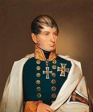 Archduke Maximilian of Austria-Este - Maximilian of Austria-Este as Grand Master of the Teutonic Order