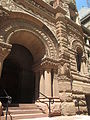 Arched doorway of the Old City Hall, Toronto, 19 July 2012.jpg