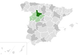 Roman Catholic Archdiocese of Valladolid - Image: Archidiocesis de Valladolid
