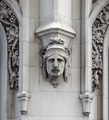 Architectural details, the Woolworth Building, New York, New York LCCN2013650465.tif