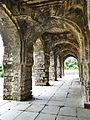 Archway, Incomplete Tomb of Mirza Nizamuddin Ahmed, Qutb Shahi Tombs - 1.jpg