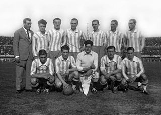 Argentina at the 1930 FIFA World Cup