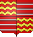 Arms of Toulongeon family.png