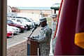 Army Col. James Simon, the commander of the Camp Atterbury Medical Detachment, addresses attendees at a ceremony marking the inauguration of a new behavioral health facility at the Camp Atterbury Joint Maneuver 111221-A-PX072-114.jpg