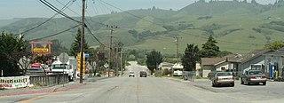 Aromas, California Census-designated place in California, United States