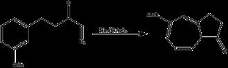 Rhodium(II) acetate - Aromatic cycloadditon